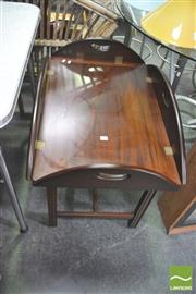 Sale 8406 - Lot 1098 - Timber Drop Side Coffee Table