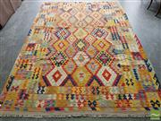 Sale 8469 - Lot 1080 - Persian Kilim (294 x 204cm)