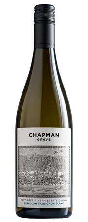 Sale 8528W - Lot 25 - 12x 2016 Chapman Grove Estate Semillon Sauvignon Blanc. 94 POINTS – James Halliday Wine Companion 91/100 – Ray Jordan The West Austr...