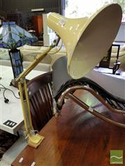 Sale 8542 - Lot 1010 - Angle Poise Lamp