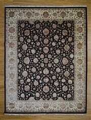 Sale 8576C - Lot 8 - Jaipur Silk & Wool 247cm x 319cm