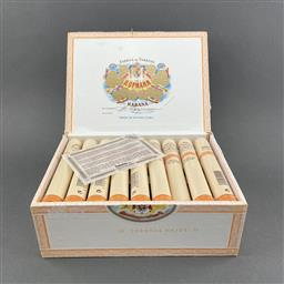 Sale 9120W - Lot 1427 - H. Upmann 'Corona Major' Cuban Cigars - box of 25, dated July 2016