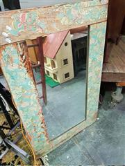 Sale 8462 - Lot 1061 - Folk Art Mirror
