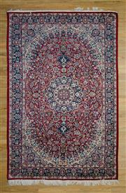 Sale 8576C - Lot 9 - Pak Persian Kashan 290cm x 185cm