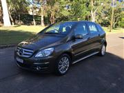 Sale 8520V - Lot 5003 - Mercedes-Benz B200 5 Door Hatch, 48,226km                                                Year: 2010...