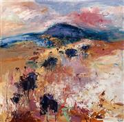 Sale 8656 - Lot 513 - Cheryl Cusick - A Place in the Country 101.5 x 101.5cm