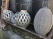 Sale 8822 - Lot 1514 - Collection of Lanterns