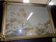 Sale 8474 - Lot 2097 - Jules Pierre (Jan) De Leener (1873 - 1944) - Walking Home 44 x 64cm