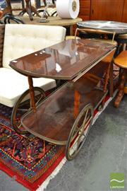 Sale 8480 - Lot 1155 - Drinks Trolley