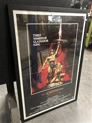Sale 8797 - Lot 2072 - Early Conan Poster