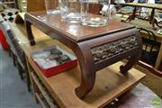 Sale 8480 - Lot 1128 - Oriental Coffee table