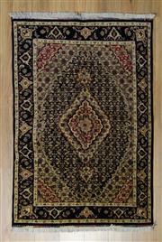Sale 8576C - Lot 12 - Persian Tabriz 150cm x 100cm