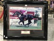 Sale 8828 - Lot 2065 - Lonhro, signed and framed