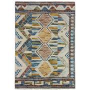 Sale 9061C - Lot 36 - Indian Moroccan Design Ribbed Rug, 160x230cm, Handspun Wool