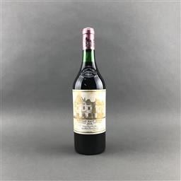 Sale 9120 - Lot 1009 - 1978 Chateau Haut-Brion, 1er Cru Classe, Graves