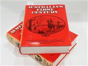 Sale 8822B - Lot 801 - 2 Volumes of Australias First Century 1788-1888, the facsimile, pub. Fine Arts Press, 1987