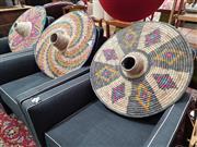 Sale 8863 - Lot 1058 - Set of Three Sombreros