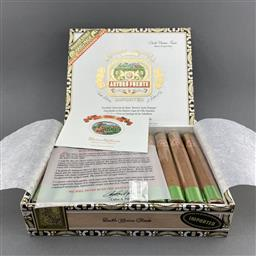 Sale 9120W - Lot 1457 - Arturo Fuente 'Double Chateau Fuente' Dominican Cigars - box of 20