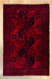 Sale 8566C - Lot 16 - Persian Baluchi 140cm x 80cm