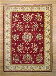 Sale 8576C - Lot 17 - Afghan Chobi 230cm x 170cm