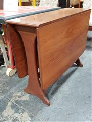Sale 8908 - Lot 1080 - G-Plan Teak Dropside Table