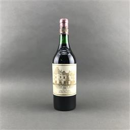 Sale 9120 - Lot 1013 - 1980 Chateau Haut-Brion, 1er Cru Classe, Graves