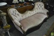 Sale 8368 - Lot 1067 - Victorian Double Ended Chaise Lounge