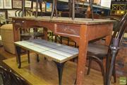 Sale 8390 - Lot 1221 - Clerks Desk