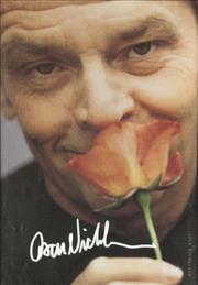 Sale 8891 - Lot 2061 - Jack Nicholson - colour photograph, autographed, 33.5 x 23.5cm, certificate of authenticity (framed)