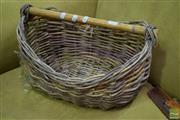 Sale 8542 - Lot 1025 - Vintage French Style Bread Basket