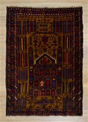 Sale 8566C - Lot 18 - Persian Baluchi 140cm x 80cm