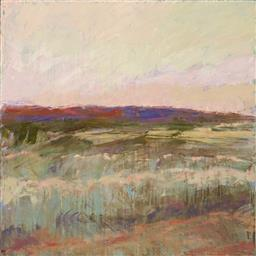 Sale 9081A - Lot 5027 - Laura Matthews (1964 - ) - Sundown Drive I 50 x 50 cm (mount: 64.5 x 63.5 cm)