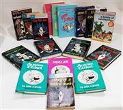 Sale 8822B - Lot 818 - Collection of Australian Novels incl. Culotta N. Theyre a Weird Mob, OGrady, D. A Bottle of Sandwiches;OGrady, J. No Kava fo...