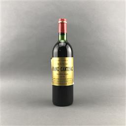 Sale 9120 - Lot 1039 - 1978 Chateau Brane-Cantenac, 2me Cru Classe, Margaux - very high shoulder