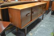 Sale 8338 - Lot 1064 - Teak 1960s Sideboard