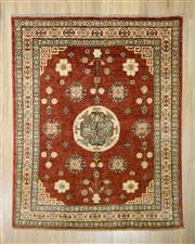 Sale 8576C - Lot 21 - Afghan Chobi 184cm x 147cm