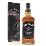 Sale 8588 - Lot 749 - 1x Jack Daniels Master Distillers Series Tennessee Whiskey - limited edition no.3, in box