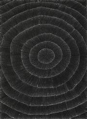 Sale 8696 - Lot 536 - Lily Kelly Napangardi (1948 - ) - Rockholes 209 x 152cm