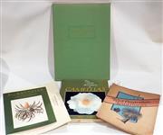 Sale 8822B - Lot 816 - 4 Volumes incl. West Australian Wild Flowers, ed. C.A. Gardner, pub. West Australia Newspapers, 1945; The Banksias, ill. C. Ross...