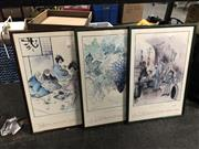 Sale 8824 - Lot 2097 - Collection of Ronald Searle Prints (3)
