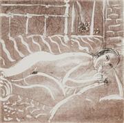 Sale 8847A - Lot 5011 - Paul Delprat (1942 - ) - Fellatio 55 x 38cm