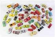 Sale 8890 - Lot 27 - A Collection of Matchbox Cars
