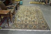 Sale 8462 - Lot 1052 - Persian Kashan (310 x 205cm)