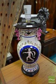 Sale 8507 - Lot 1016 - A Monaco Royal Collection Replica Table Lamp Base (4567)