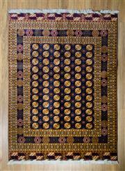 Sale 8576C - Lot 23 - Afghan Chobi 204cm x 153cm