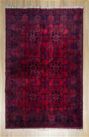 Sale 8576C - Lot 24 - Afghan Khal Mohamadi 200cm x 125cm