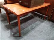Sale 8684 - Lot 1075 - Teak Coffee Table