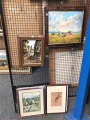 Sale 8797 - Lot 2058 - Collection of Various Framed Artworks