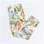 Sale 8800F - Lot 52 - A pair of Howard Showers printed cotton blend pants, as new with tags, size 14