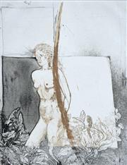 Sale 8675A - Lot 5051 - Ana Lentsch (1943 - ) - Poemas, 1979 32 x 24.6cm